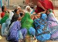 Women in Varanasi India