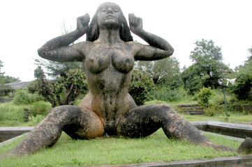 Kerala_statue_1851