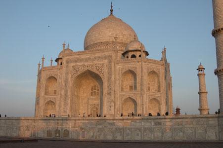 Taj Mahal 0343
