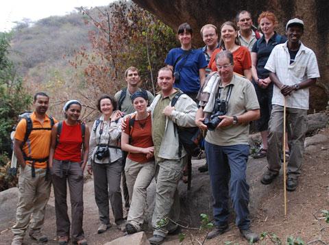 Tanzania safari group 7-09-7491