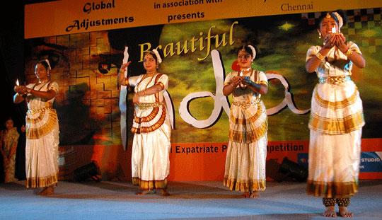 kerala dancers