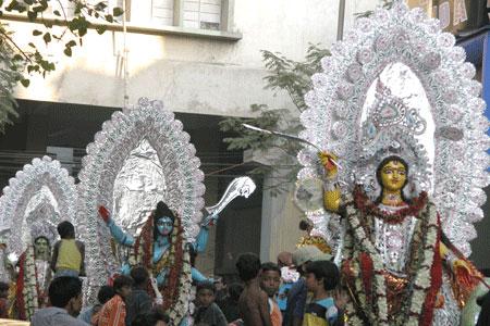 Kali parade