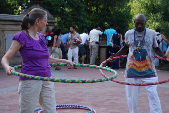 hula hoop