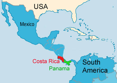 India Ink Panama - Where is panama